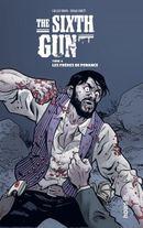 Couverture Les Frères de Penance - The Sixth Gun, tome 4