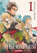 Couverture Les Misérables, tome 1