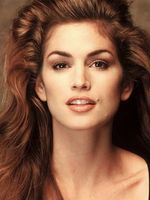Photo Cindy Crawford