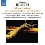 Pochette Missa Cantate / Cold Song / Sancta Maria / Christ Hall Blues