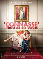 Affiche Connasse, princesse des cœurs