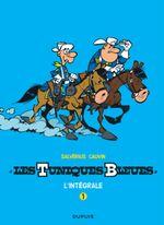 Couverture Les Tuniques Bleues - L'intégrale, Tome 1