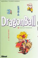 Couverture L'Initiation - Dragon Ball, tome 3