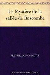 Couverture Le mystère de la vallée de Boscombe