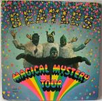 Pochette Magical Mystery Tour (EP)