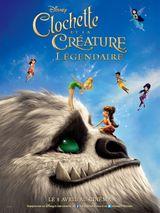 Affiche Clochette et la Créature légendaire