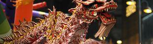 """Cover Si je recevais un euro à chaque titre de film asiatique incluant le mot """"dragon"""""""