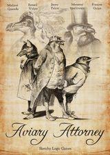 Jaquette Aviary Attorney