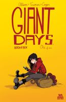 Couverture Giant Days (2015)