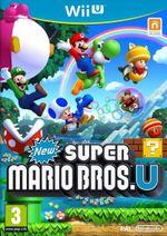 Jaquette New Super Mario Bros. U