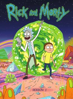 Affiche Rick et Morty