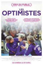 Affiche Les Optimistes