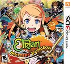 Jaquette Etrian Mystery Dungeon