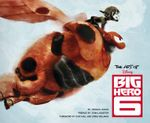Couverture The Art of Big Hero 6
