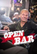 Affiche Open bar