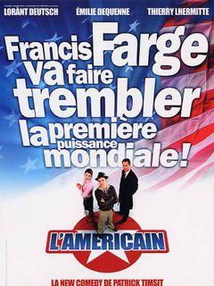 Affiche L'Américain