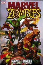 Couverture Marvel Zombies Omnibus
