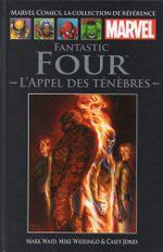 Couverture Fantastic Four : L'Appel des Ténèbres