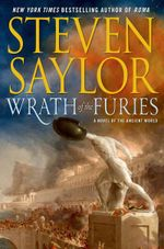 Couverture Wrath of the Furies