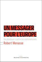 Couverture Un messager pour l'Europe
