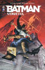 Couverture Batman : Vendetta