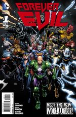 Couverture Forever Evil