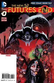Couverture The New 52 : Futures End (2014 - 2015)