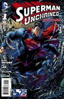 Couverture Superman Unchained (2013 - Present)