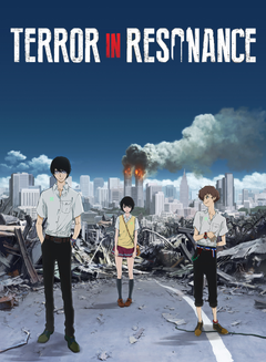 Affiche Terror in Resonance