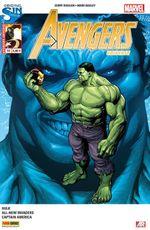 Couverture L'Oméga Hulk - Avengers Universe, tome 22