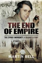 Couverture The End of Empire: Cyprus: A Soldier's Story