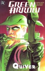 Couverture Green Arrow: Quiver