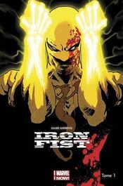 Couverture Rage - Iron Fist (2014), tome 1