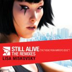 Pochette Still Alive (The Theme From Mirror's Edge): The Remixes