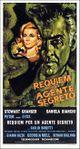 Affiche Requiem pour un agent secret