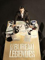 Affiche Le Bureau des Légendes