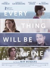 Affiche Every Thing Will Be Fine