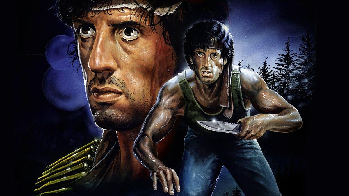 Rambo 1 Elicottero : Rambo film senscritique