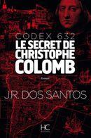 Couverture codex 632 - le secret de christophe colomb