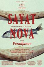 Affiche Sayat Nova - La Couleur de la grenade