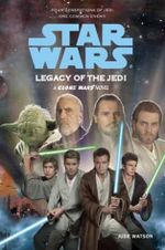 Couverture Legacy of the Jedi