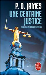 Couverture Une certaine justice