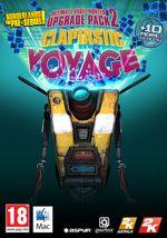 Jaquette Borderlands: The Pre-Sequel - Claptastic Voyage
