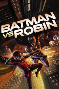 Affiche Batman vs. Robin