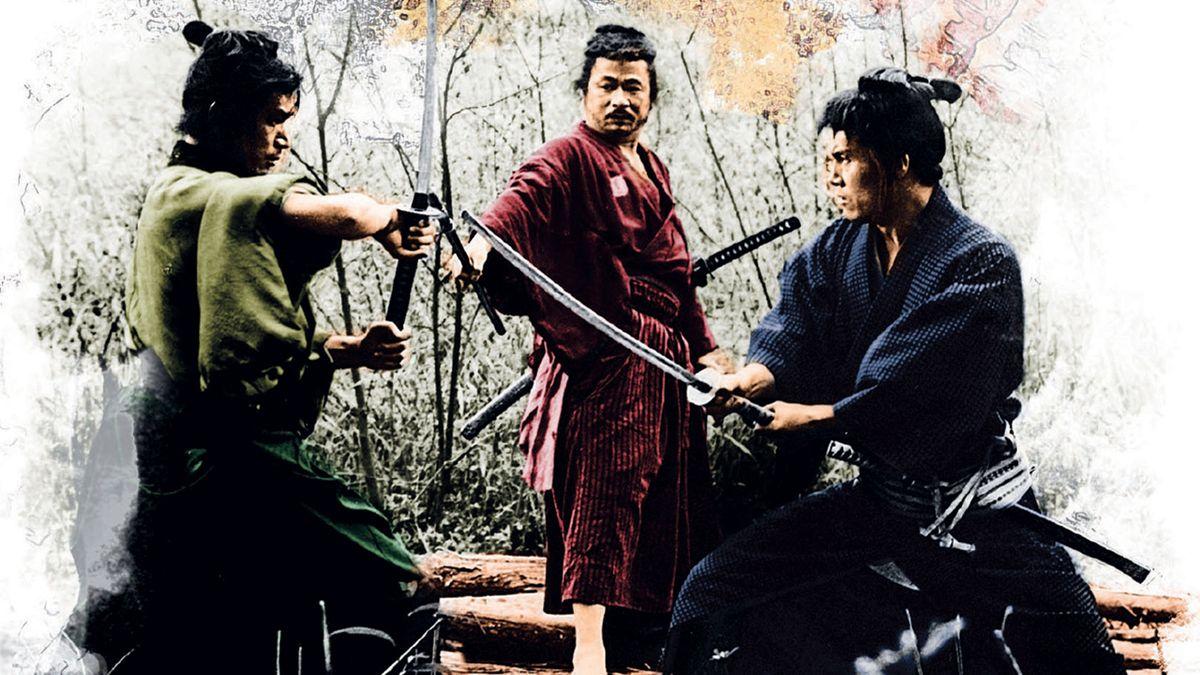 les 3 samourais