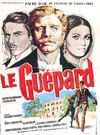 Affiche Le Guépard