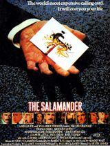 Affiche La Salamandre