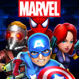 Jaquette Marvel Mighty Heroes