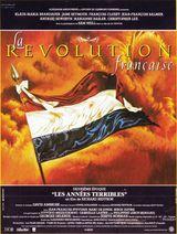Affiche La Révolution française
