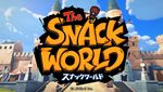 Jaquette The Snack World